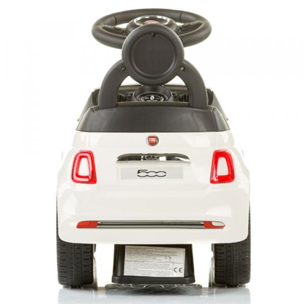 Masinuta Chipolino Fiat 500 white [3]