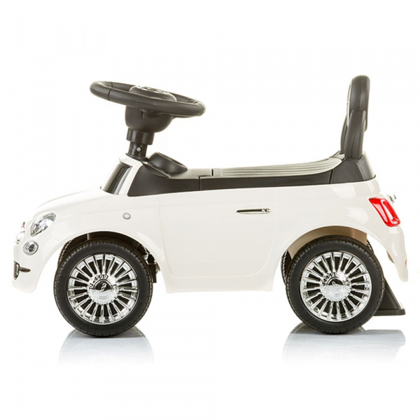 Masinuta Chipolino Fiat 500 white [2]