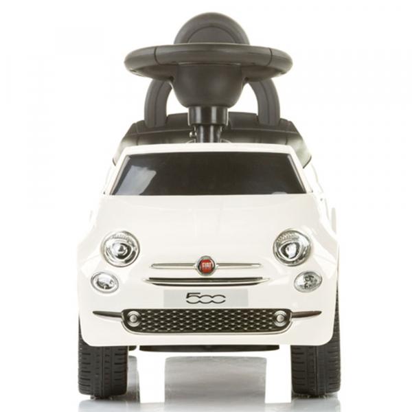 Masinuta Chipolino Fiat 500 white [1]