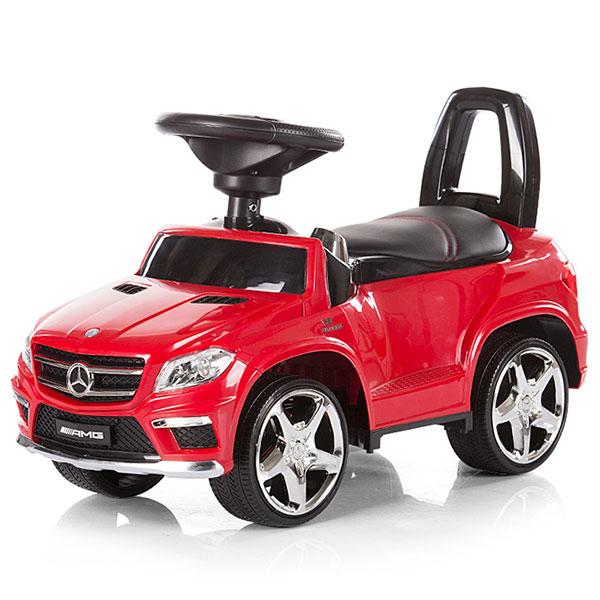 Masinuta Chipolino Mercedes Benz GL63 AMG red [4]