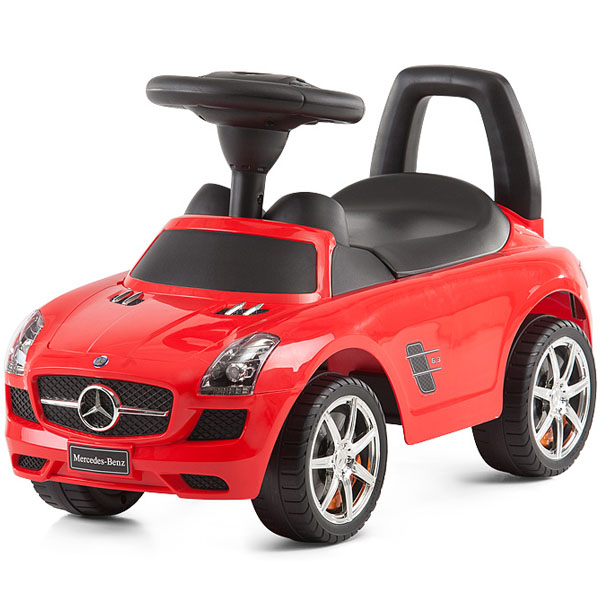 Masinuta Chipolino Mercedes Benz SLS AMG red 1