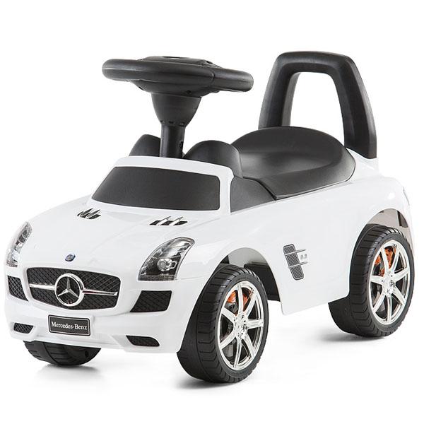 Masinuta Chipolino Mercedes Benz SLS AMG white [0]