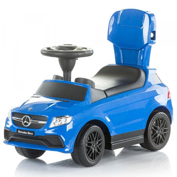 Masinuta de impins Chipolino Mercedes AMG GLE 63 blue 2