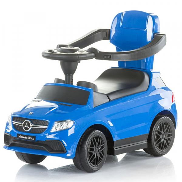 Masinuta de impins Chipolino Mercedes AMG GLE 63 blue 1