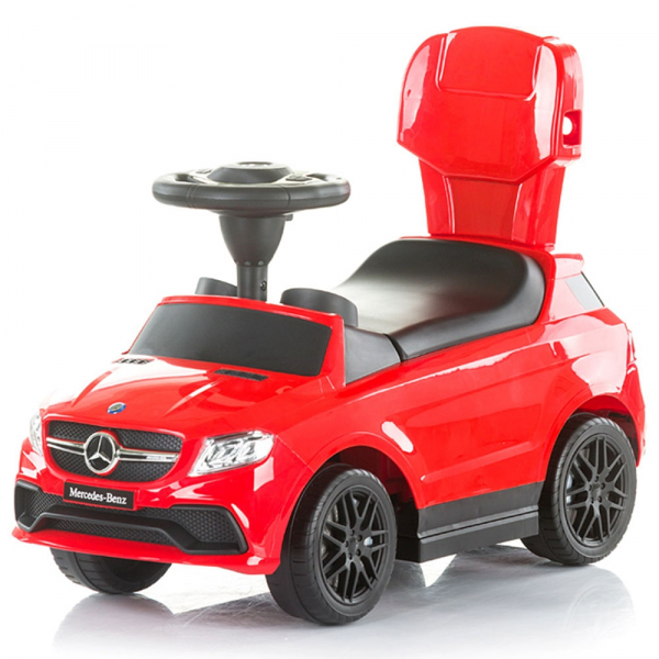 Masinuta de impins Chipolino Mercedes AMG GLE 63 red [2]