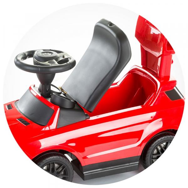 Masinuta de impins Chipolino Mercedes AMG GLE 63 red [4]