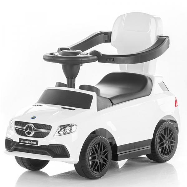 Masinuta de impins Chipolino Mercedes AMG GLE 63 white [1]