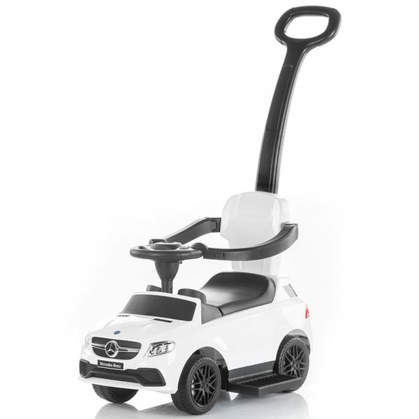 Masinuta de impins Chipolino Mercedes AMG GLE 63 white [0]