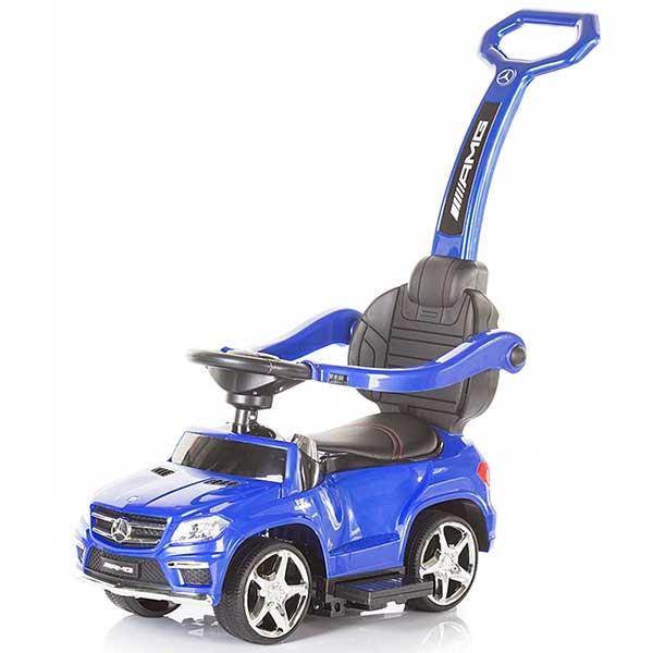 Masinuta de impins Chipolino Mercedes Benz GL63 AMG blue [4]