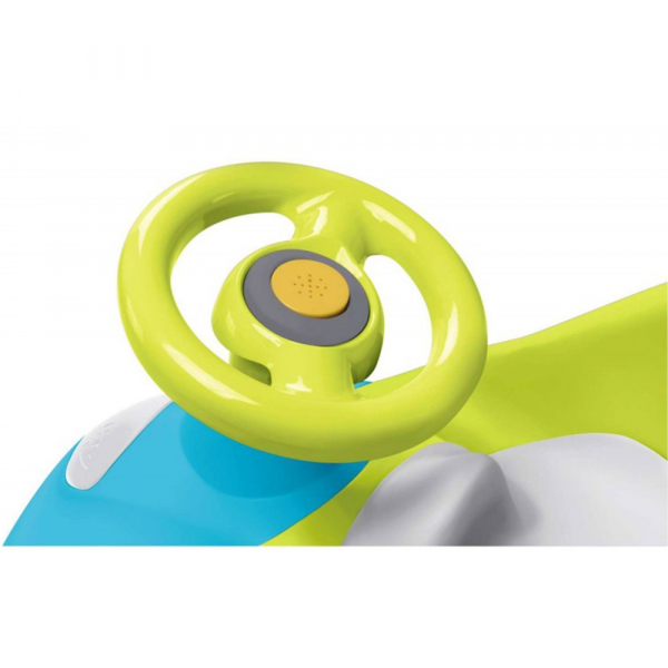 Masinuta de impins Smoby Bubble Go 2 in 1 blue [7]