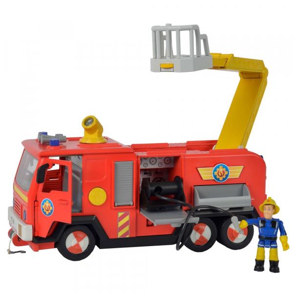 Masinuta de pompieri Simba Fireman Sam Jupiter 2.0 3