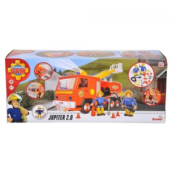Masinuta de pompieri Simba Fireman Sam Jupiter 2.0 7