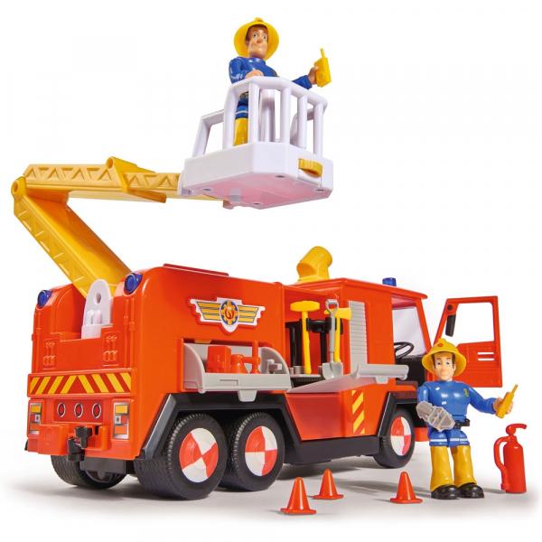Masinuta de pompieri Simba Fireman Sam Jupiter 2.0 1