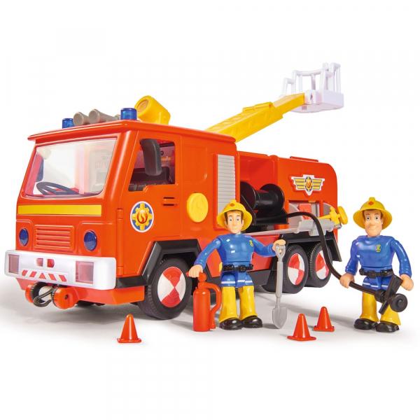 Masinuta de pompieri Simba Fireman Sam Jupiter 2.0 0