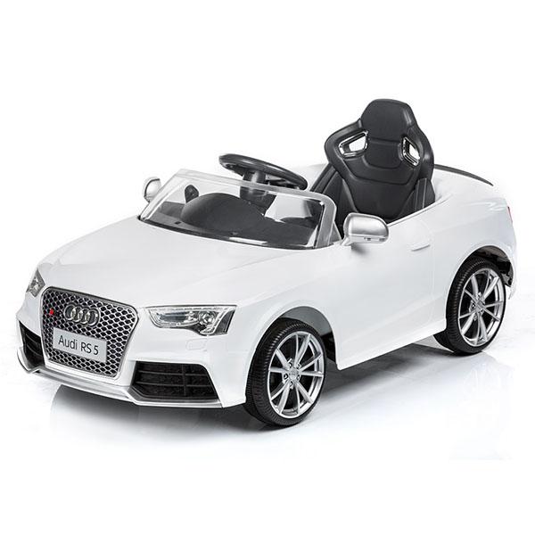 Masinuta electrica Chipolino Audi RS05 white [0]