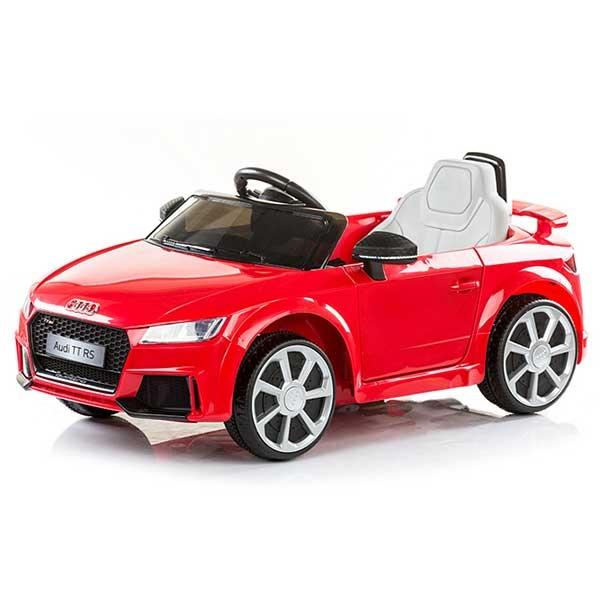 Masinuta electrica Chipolino Audi TT RS red [2]