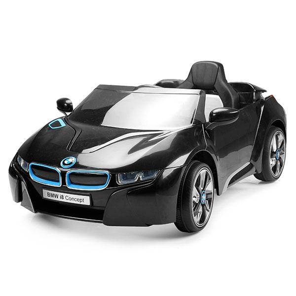 Masinuta electrica Chipolino BMW I8 Concept black [0]