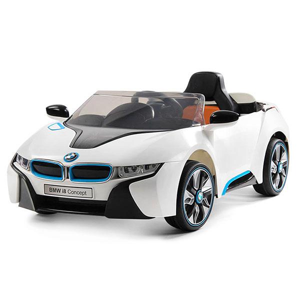 Masinuta electrica Chipolino BMW I8 Concept white 0