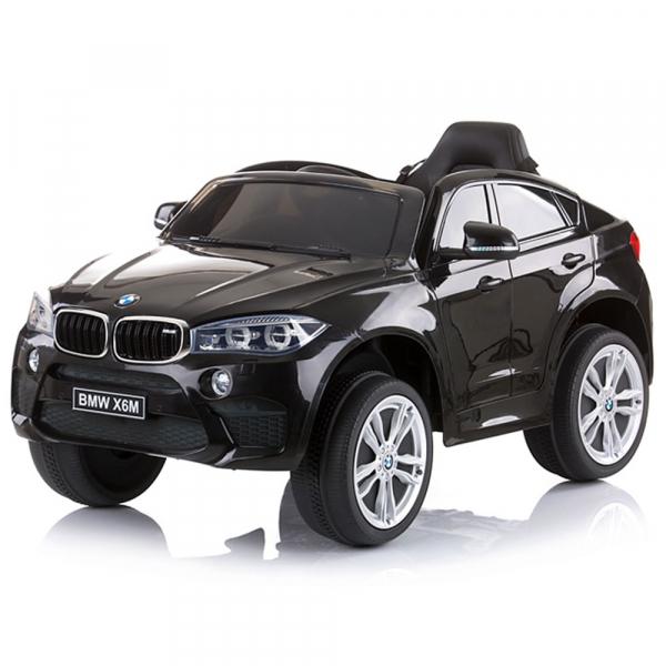 Masinuta electrica Chipolino BMW X6 black [0]