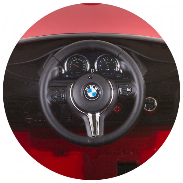 Masinuta electrica Chipolino BMW X6 black [4]