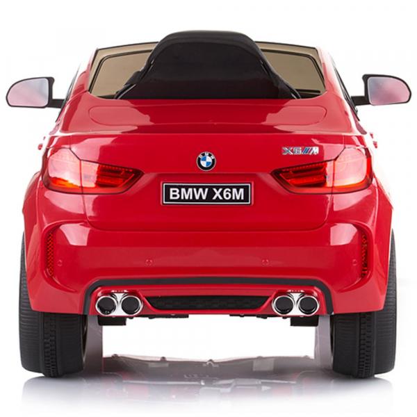 Masinuta electrica Chipolino BMW X6 red 3