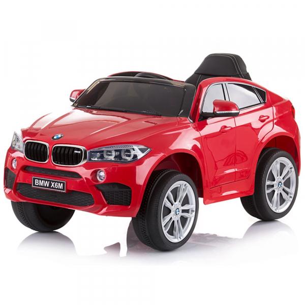 Masinuta electrica Chipolino BMW X6 red 0