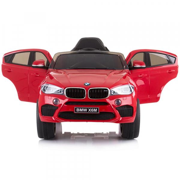 Masinuta electrica Chipolino BMW X6 red 2