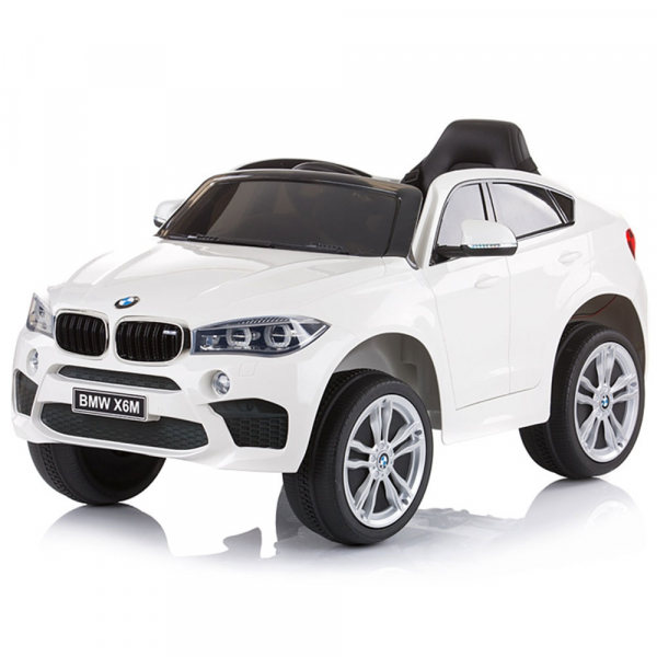 Masinuta electrica Chipolino BMW X6 white 0