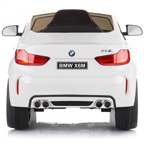 Masinuta electrica Chipolino BMW X6 white 3