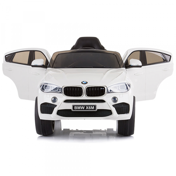 Masinuta electrica Chipolino BMW X6 white 2