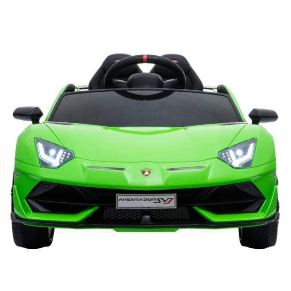 Masinuta electrica Chipolino Lamborghini Aventador SVJ green 4