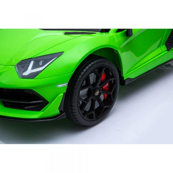 Masinuta electrica Chipolino Lamborghini Aventador SVJ green 8
