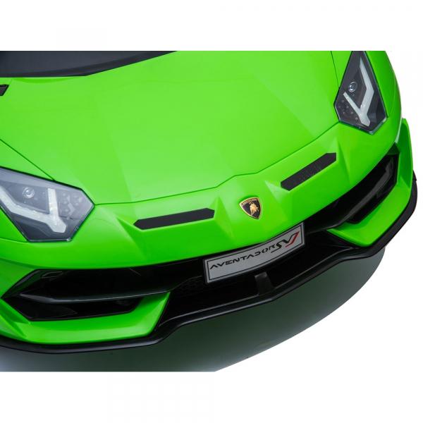 Masinuta electrica Chipolino Lamborghini Aventador SVJ green 7