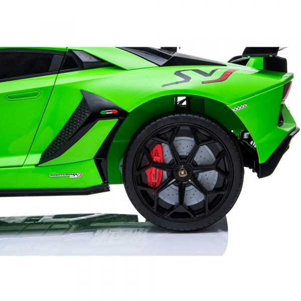 Masinuta electrica Chipolino Lamborghini Aventador SVJ green 10