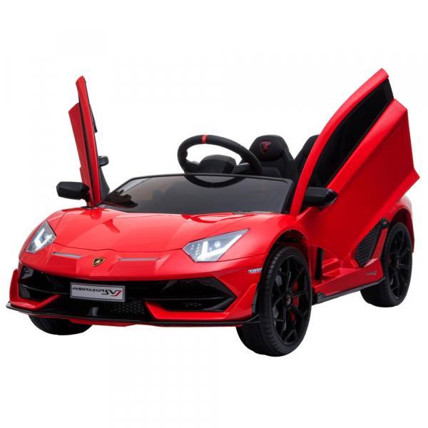 Masinuta electrica Chipolino Lamborghini Aventador SVJ red [0]