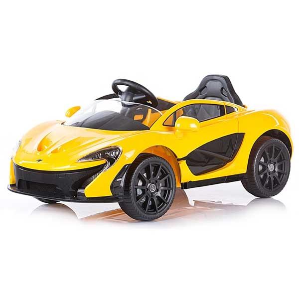 Masinuta electrica Chipolino McLaren P1 yellow [4]