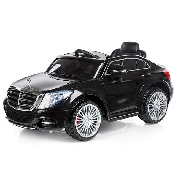 Masinuta electrica Chipolino Mercedes Benz S Class black [0]