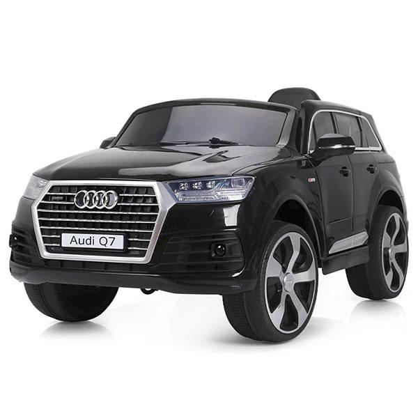 Masinuta electrica Chipolino SUV Audi Q7 black 0
