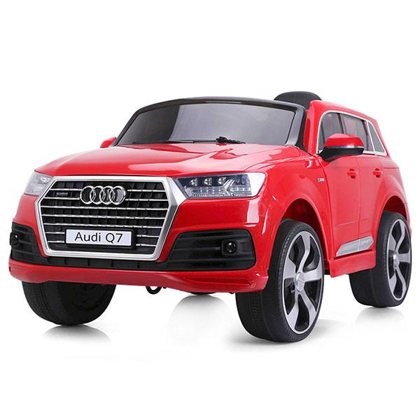 Masinuta electrica Chipolino SUV Audi Q7 red [0]