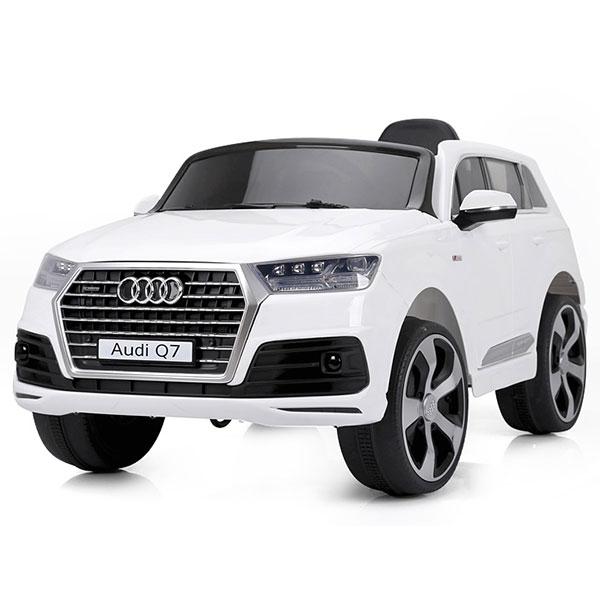 Masinuta electrica Chipolino SUV Audi Q7 white 0