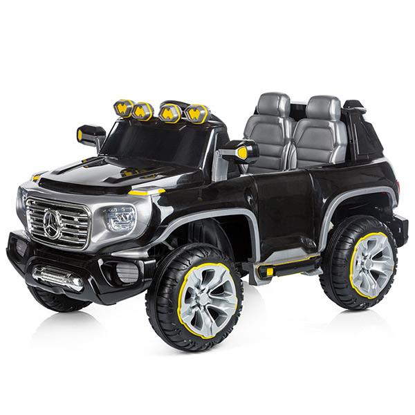 Masinuta electrica Chipolino SUV Mercedes Benz G Force black [2]