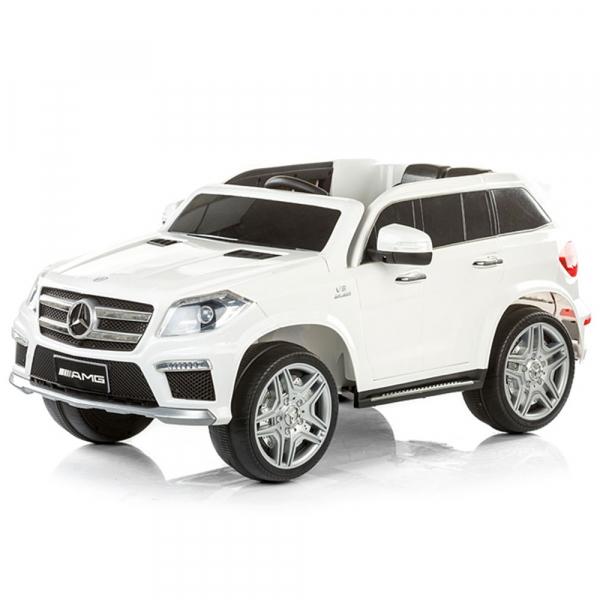Masinuta electrica Chipolino SUV Mercedes Benz GL63 AMG white 2