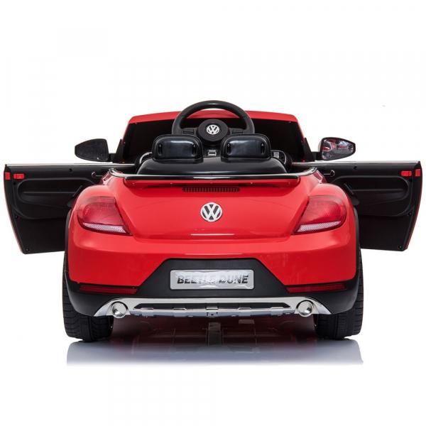 Masinuta electrica Chipolino Volkswagen Beetle Dune red 10