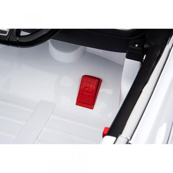 Masinuta electrica Chipolino Volkswagen Beetle Dune white [21]