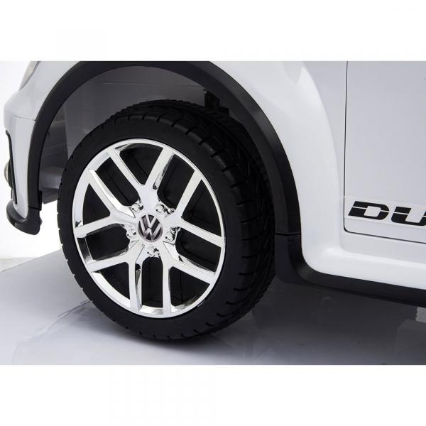 Masinuta electrica Chipolino Volkswagen Beetle Dune white [18]