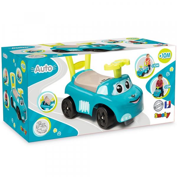 Masinuta Smoby Auto blue 5