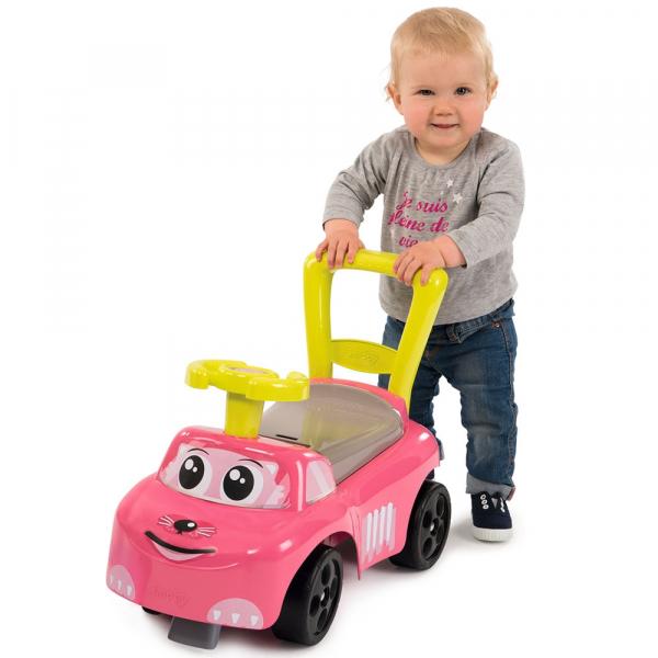 Masinuta Smoby Auto pink 3