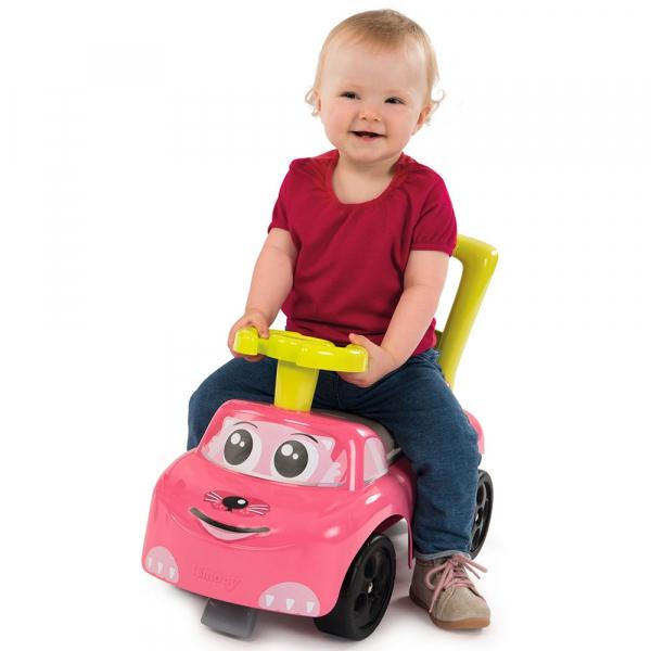 Masinuta Smoby Auto pink 4