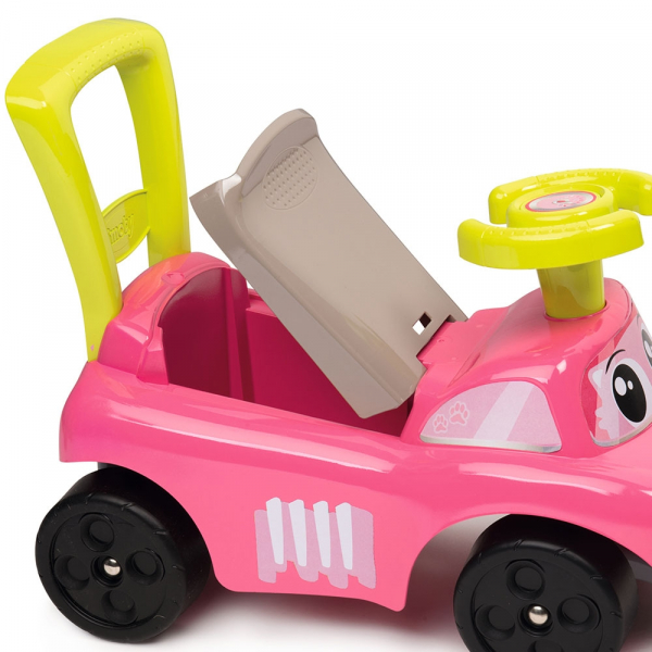 Masinuta Smoby Auto pink 2