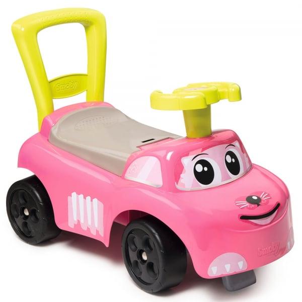 Masinuta Smoby Auto pink 0